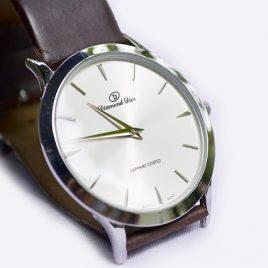 Diamond Dior Male Watch